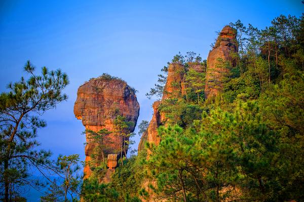 广西铜石岭国际旅游度假区